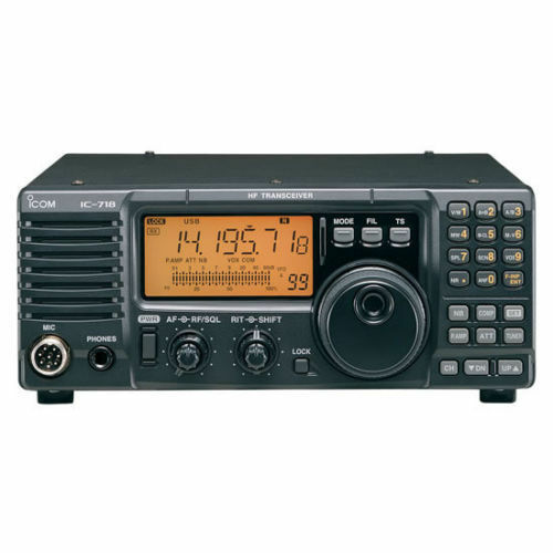 Top 5 Icom Base Station Ham Radio Receivers | eBay