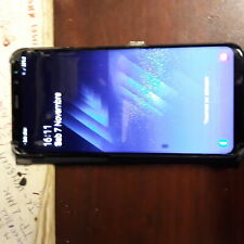 DISPLAY per Samsung galaxy s8 edge plus sm-g955f nero