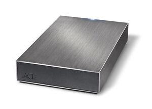 LaCie Minimus Vs. Western Digital WDBHEZ5000ABK-NESN
