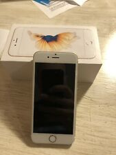 Iphone 6s 32 gb bianco/gold