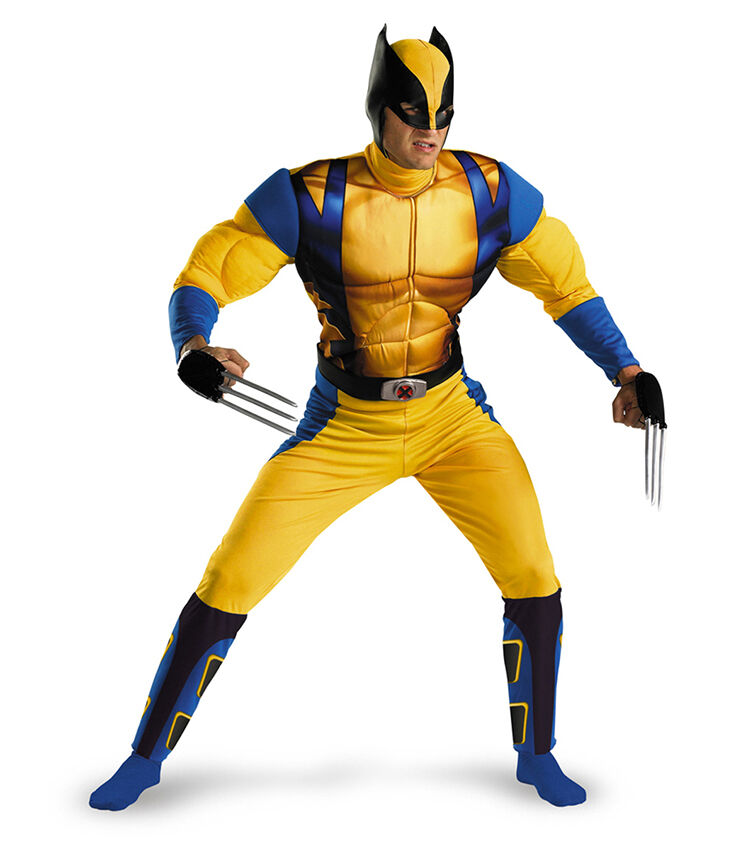 Wolverine by Disguise