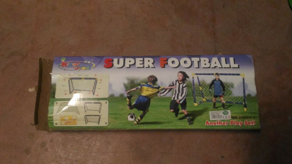 Super football play set, gioco calcio 2