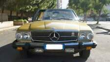 Mercedes-Benz SL 450 1977 R107 import USA tutta originale nuova