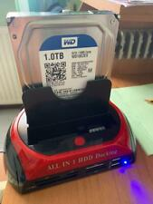All in 1 HDD Docking Station