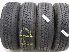 Kit di 4 gomme usate 215/70/15 C Michelin
