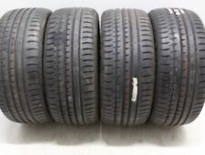 Kit di 4 gomme usate 275/45/21 Continental c
