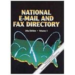 National e-Mail and Fax Directory, , 1414479204