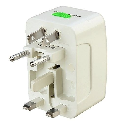 Top 6 Travel Adapters