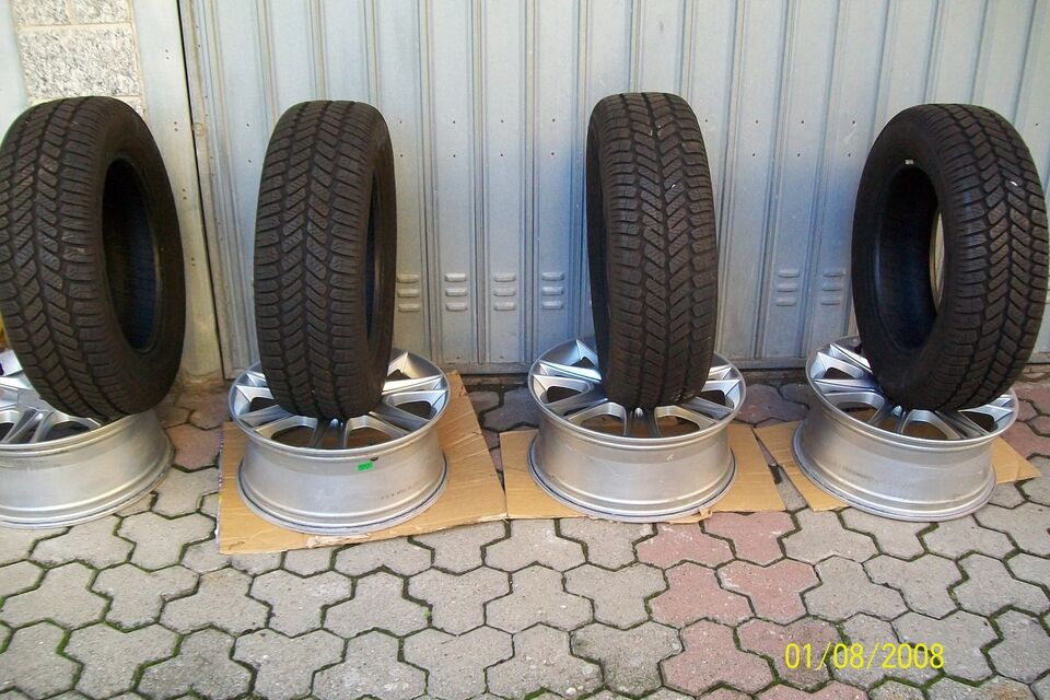 GOMME 4 STAGIONI 195/65/15 -M+S- 91 H