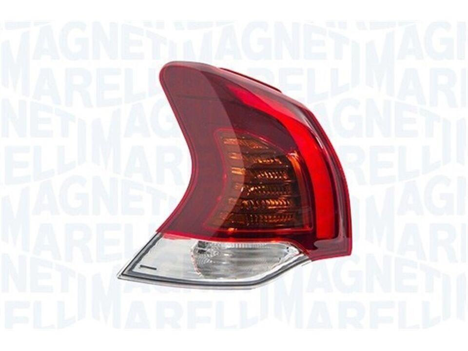 Peugeot 3008 paraurti fanale led spoiler radiatori 13>17 8
