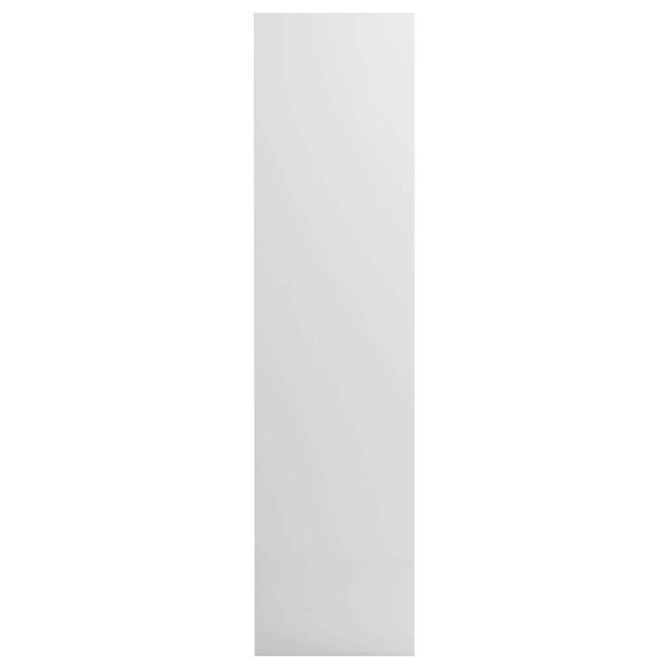 Armadio Bianco Lucido 50x50x200 cm in Truciolato 6
