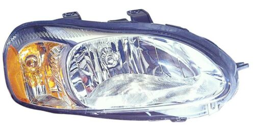 2001 2002 Dodge Stratus Chrysler Sebring Coupe Passenger Side Headlight Assembly