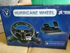 Playstation - hurricane wheel