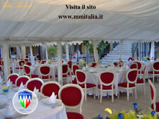 Tendoni per Feste, Gazebo, Tenso, Eventi, Matrimoni, Catering