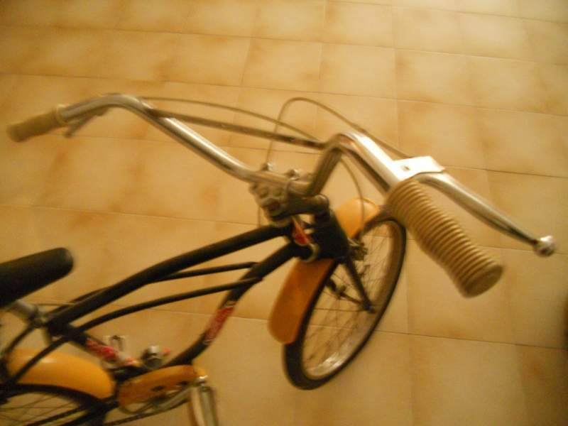 Bicicletta cross 3