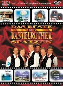 Das Beste Der Kastelruther Spatzen-Folge 2 (Pur) von Kastelruther Spatzen (2008)
