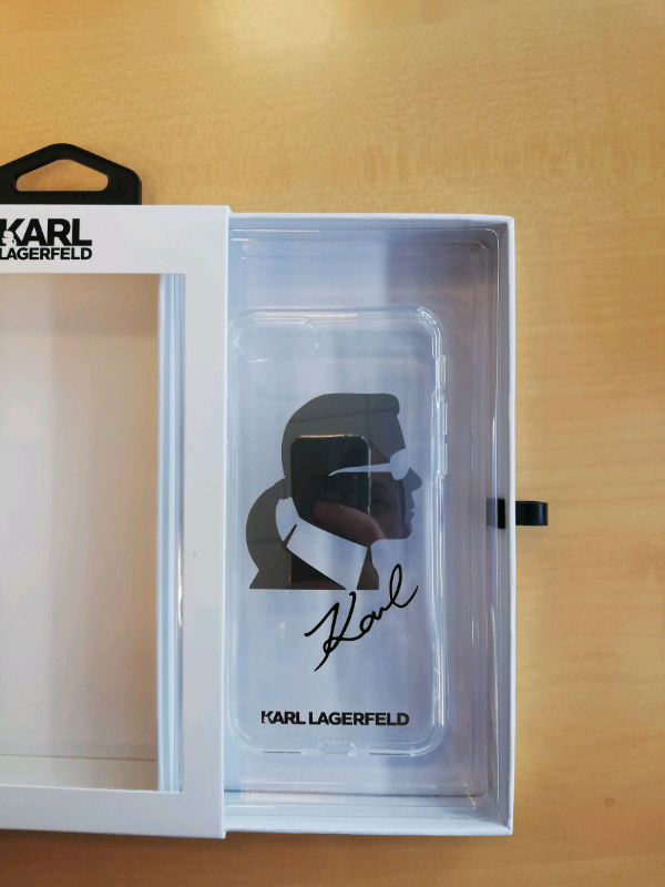 Cover iPhone 7-8 Karl Lagerfeld 3