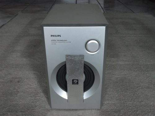 Sinto - amplificatore Home Cinema Philips 986 + subwoofer 2