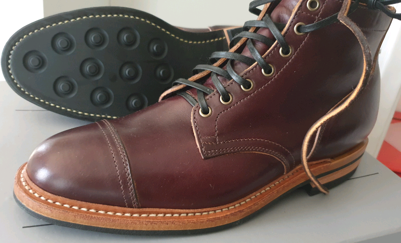 VIBERG Service Boot Made in Canada CXL 10,5-44,5