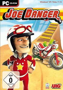 Joe Danger (PC, 2013, DVD-Box)