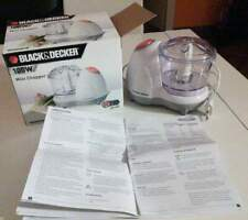 Trituratore 100W Black&Decker
