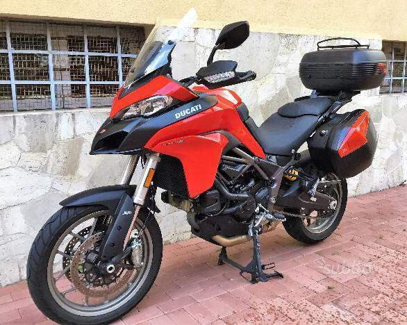 Ducati Multistrada 950 Touring Pack