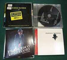 Francesco De Gregori cd promo originali