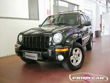 Jeep cherokee 2.5 crd limited 4x4 anno 2002