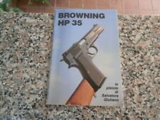 Browning hp 35 - manuale d'uso