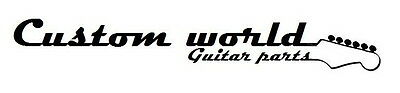 Custom World Guitar Parts