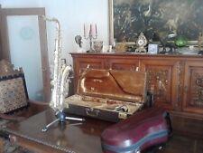 Sax tenore H.Selmer super action 80 serie II