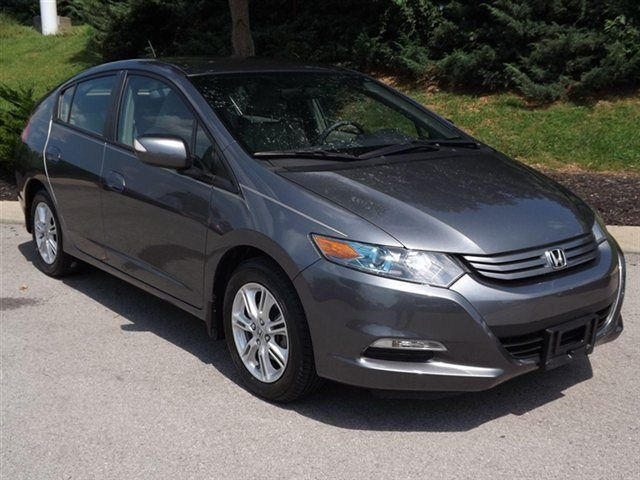 2010 honda insight hybrid 1 owner off lease great mpg used honda insight for sale in mount. Black Bedroom Furniture Sets. Home Design Ideas