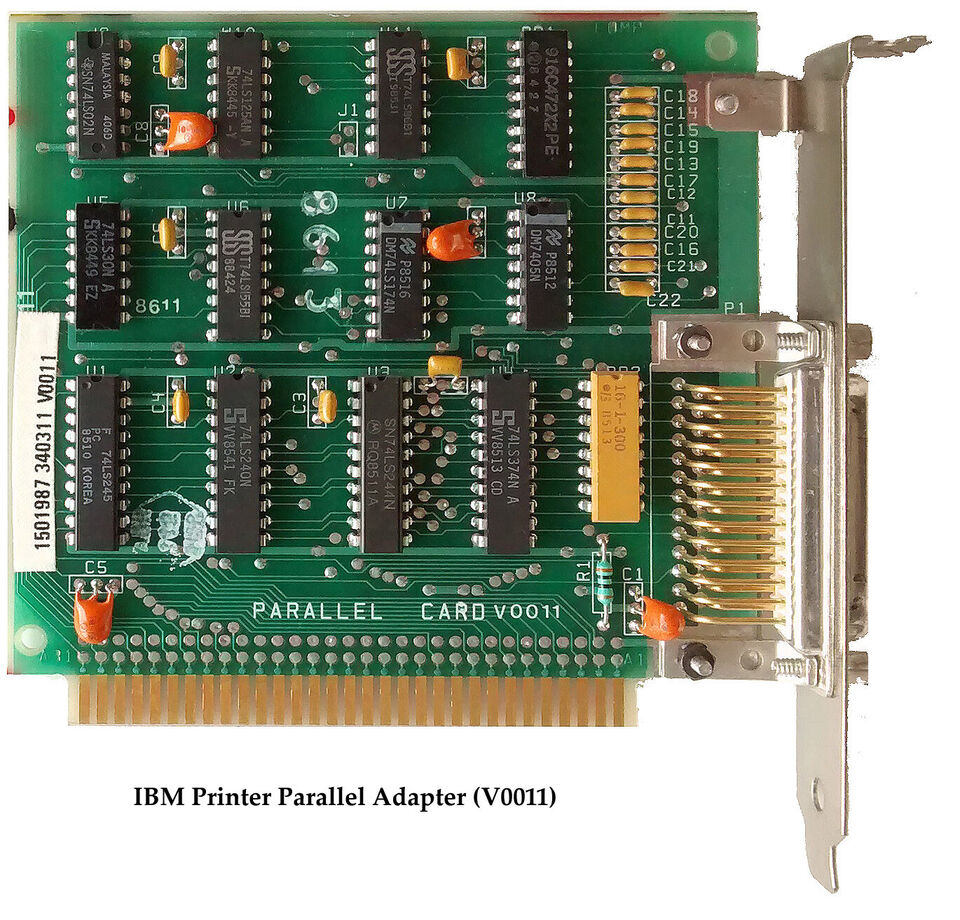 Schede vintage usate per PC XT/AT (1) 4