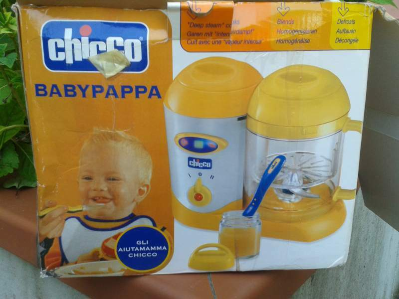 Chicco baby pappa