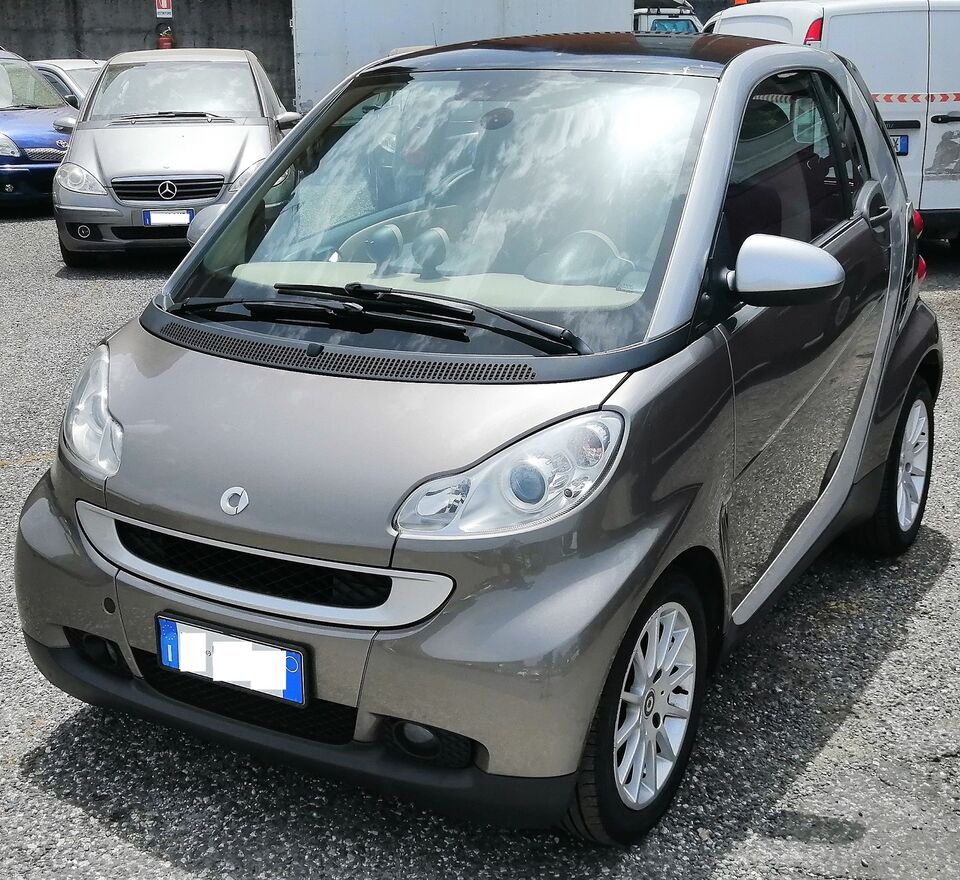 SMART FOR TWO 1000 62 kW coupé *PASSION*
