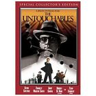 The Untouchables (DVD, 2004, Widescreen Special Collector's Edition)