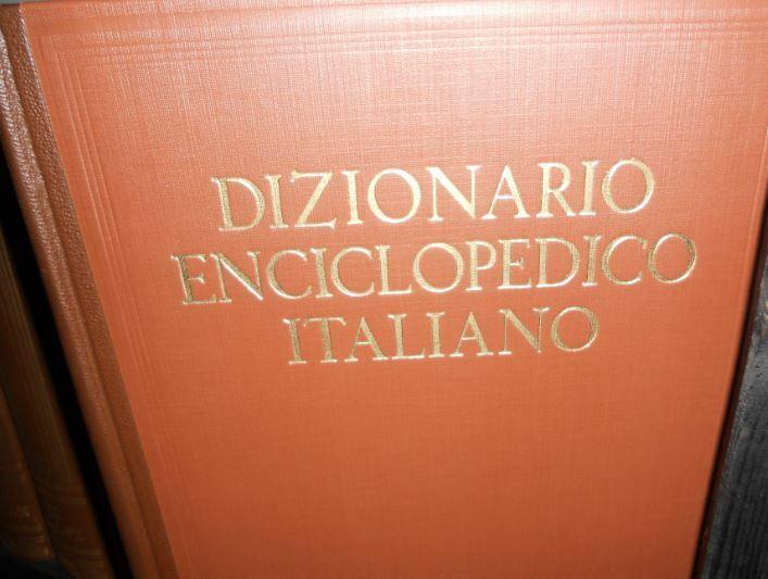 Dizionario Enciclopedico Italiano - Treccani ed. 1961 12 volumi 2