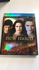 Dvd bluray disc special edition saga twilight: new moon,