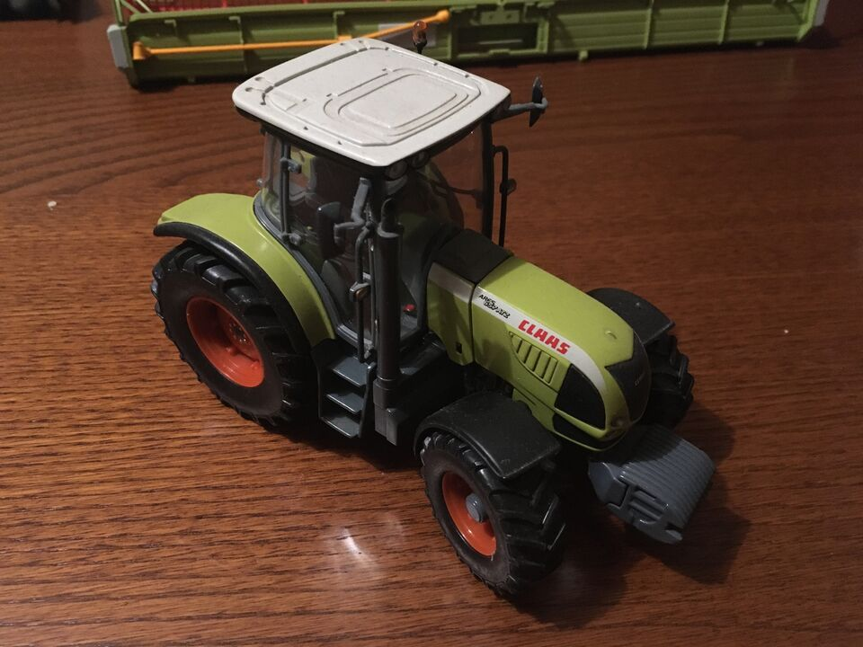 Claas Ares 657 ATZ modellismo agricolo trattore