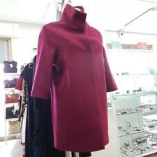 Cappotto donna annie p lana ciclamino