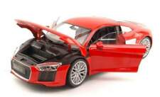 Welly WE8052R AUDI R8 V10 2016 RED 1:18