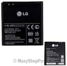 Lg batteria litio originale bl-49ph bulk per optimus life p350