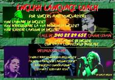 English Language Coach for Singers and Songwriters