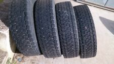 Kit di 4 gomme usate 265/70/19.5 Hankook