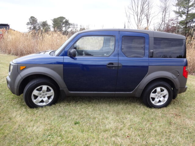 2003 honda element ex four wheel drive one owner used. Black Bedroom Furniture Sets. Home Design Ideas