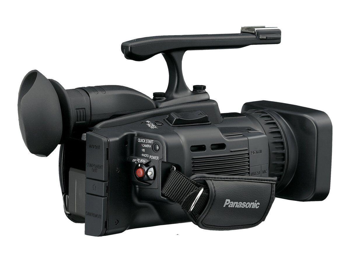 panasonic ag hmc40 16 gb high definition camcorder ebay rh ebay com Panasonic HMC-150 Panasonic AG Hmc40p