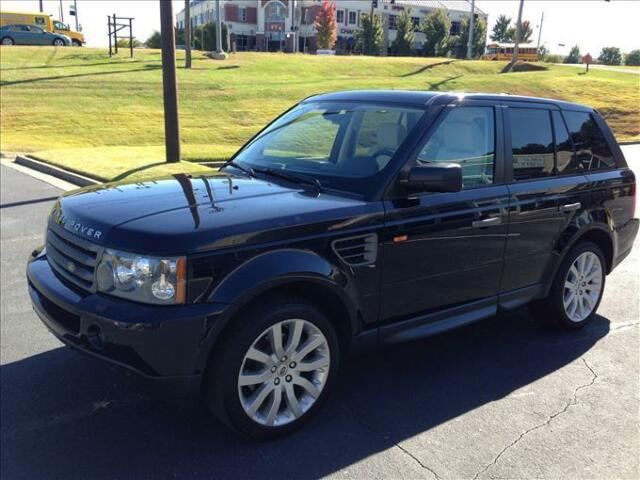 2008 land rover range rover sport 4wd 32 500 miles used land rover range rover sport for sale. Black Bedroom Furniture Sets. Home Design Ideas