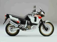 Honda Africa Twin XRV750L RD O4 Manuale Officina in lingua italiana