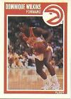 Fleer Dominique Wilkins Basketball Trading Cards Lot