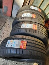 Kit di 4 gomme nuove 225/55/17 momo